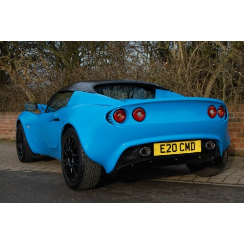 Lotus Elise Carbon Fibre Roof & Rollbar cover kit